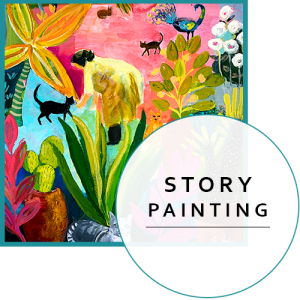 Story Painting